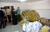 Гуманитарная помощь, собранная по благословению главы Кубанской митрополии, передана Ровеньковской епархии