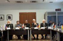 В Санкт-Петербурге состоялось очередное заседание рабочей группы «Церкви в Европе»