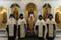 Избранные Священным Синодом епископами Русской Православной Церкви клирики возведены в сан архимандрита