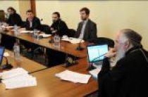 Состоялось заседание рабочей группы Издательского Совета по кодификации акафистов и выработке норм акафистного творчества
