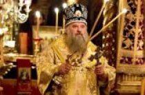 Митрополит Санкт-Петербургский и Ладожский Варсонофий совершил Литургию в Русском на Афоне Пантелеимоновом монастыре