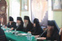 Состоялось очередное заседание коллегии Синодального отдела по монастырям и монашеству