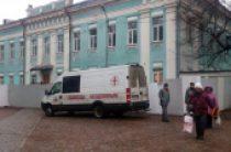 Завершился третий автопробег «Надежда» в помощь бездомным