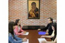 В Синодальном отделе по делам молодежи обсудили возможность открытия координационного центра молодежного служения в Вене