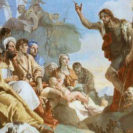 Какой должна быть молитва Иоанну Предтече?