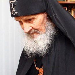 Отец Иона Одесский (Игнатенко). Беседа со старцем, видео