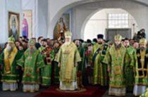 Предстоятель Русской Церкви возглавил торжества по случаю 25-летия канонизации святого Иоанна Кронштадтского