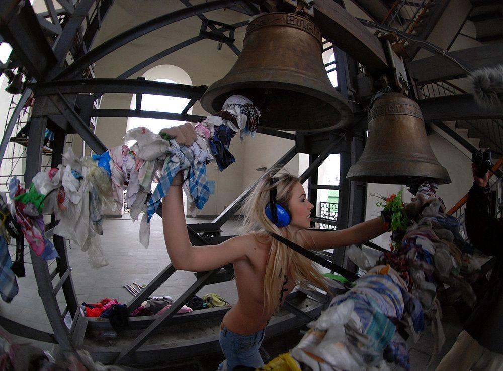 кто такие Femen