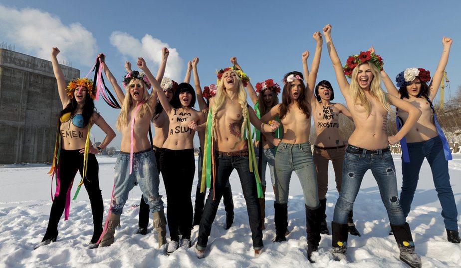 Femen фото