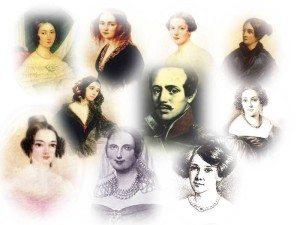 Стихи о любви классиков