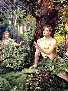 грехопадение первых людей
