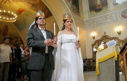 Брак в православии