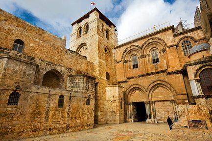 Иерусалимский храм Воскресения Христова (Храм Гроба Господня)