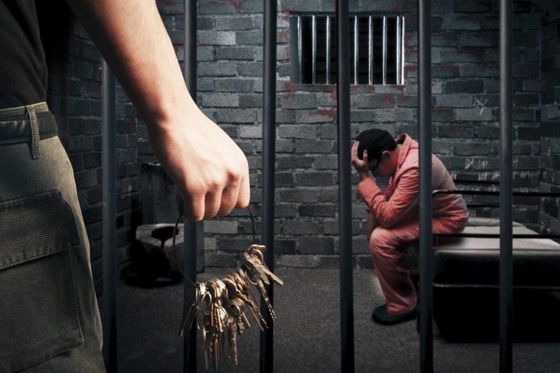 молитва от тюрьмы