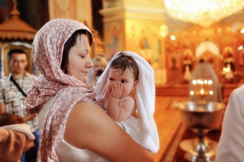 символ веры молитва для крещения