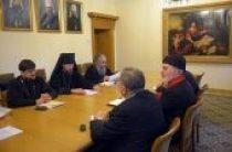 В Москве состоялось первое заседание Комиссии по диалогу между Русской Православной Церковью и Ассирийской Церковью Востока