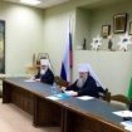 В Казани прошла презентация первого номера журнала Татарстанской митрополии «Православный собеседник»