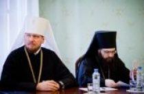 Межсоборное присутствие приступило к анализу форм церковного служения мирян в современной Русской Православной Церкви