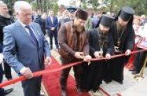 В станице Наурская (Чеченская Республика) открылся новый православный храм