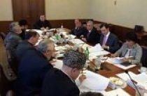 Состоялось очередное заседание Комиссии по вопросам гармонизации межнациональных и межрелигиозных отношений
