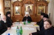 В Риге состоялось заседание Синода Латвийской Православной Церкви