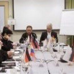 Состоялся XV российско-германский Форум гражданских обществ «Петербургский диалог»