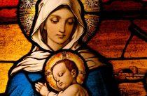 Как правильно читать молитву Деве Марии