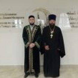 Секретарь ОВЦС по межрелигиозным отношениям встретился с главой Духовного управления мусульман Татарстана