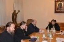 Состоялось совещание по вопросам присутствия Русской Православной Церкви на Филиппинах