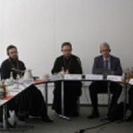 В Гамбурге состоялось заседание рабочей группы «Церкви в Европе» российско-германского Форума «Петербургский диалог»