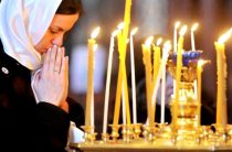 Текст молитвы архангелу Михаилу за усопших